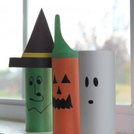 Halloween Treat Kids Craft Project