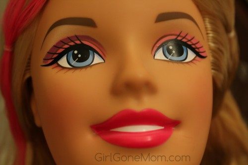 Gift Guide Barbie Deluxe Styling Head Review Girl Gone Mom