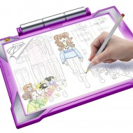 Gift Guide: Crayola Light-Up Tracing Pad Review and Giveaway