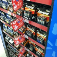 $10 Walmart Gift Card with Purchase of Energizer Max Batteries