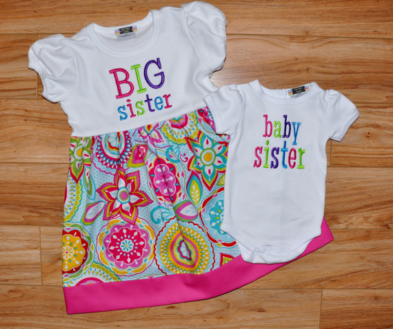 Baby Gift Under $5 : Oh baby big sibling new transition gift ideas girl