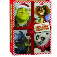 Dreamworks Holiday Collection and the Original Christmas Classics DVD Review and Giveaway