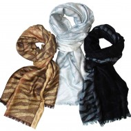 Fraas Holiday 2013 Metallic Scarf Review