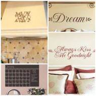 Decorate Walls Beautifully with Wise Decor (Giveaway)
