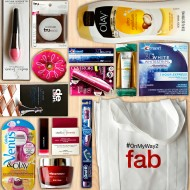Red Carpet Looks + P&G #OnMyWay2Fab Bag Giveaway