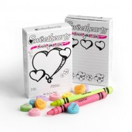 Sweethearts Color Your Own Boxes Candy Valentines Giveaway!