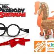 Mr. Peabody & Sherman Prize Pack Giveaway #MrPeabody