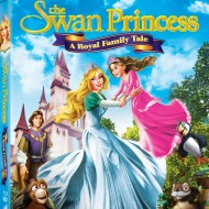 THE SWAN PRINCESS: A ROYAL FAMILY TALE on Blu-ray (5 Winners)