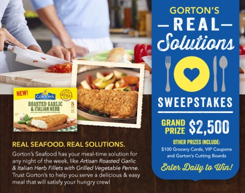 gorton sweepstakes gorton s seafood review and giveaway girl gone mom 2542