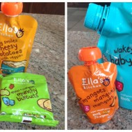Ella's Kitchen Baby Pouches Review