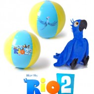 #Rio2 In Theaters on April 11th (Movie Prize Pack Giveaway!)