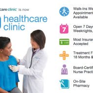 Top 3 Times I Needed a Walgreens Healthcare Clinic #spon