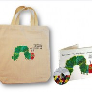 Cuddle up with The Very Hungry Caterpillar: Prize Pack Giveaway! #veryhungrycaterpillar