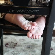 Wordless Wednesday: Baby Feet