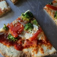Guiltless Bianca Pizza Recipe