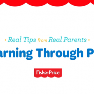 Fisher Price Moments of Advice #FPRealAdvice