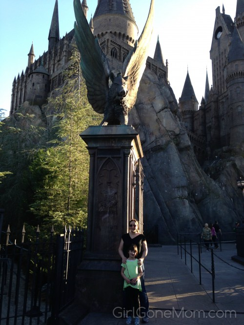 Hogwarts Castle: Wizarding World of Harry Potter