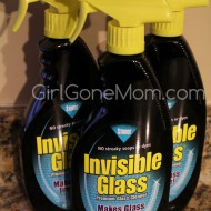 Invisible Glass – A Cleaner That Delivers (Prize Pack Giveaway!)