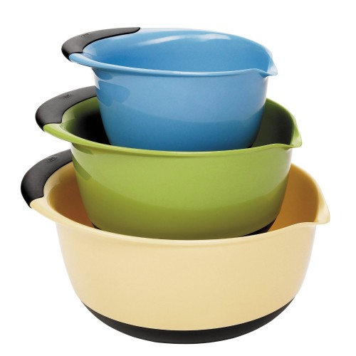 OXO Mixing Bowls + 9 Other Essentials for Any Kind of Baker: Great List!