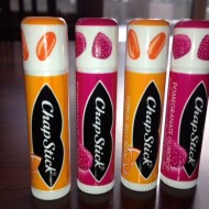 ChapStick® Limited-Edition Spring Lip Balms Review and Giveaway