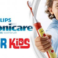 NEW Philips Sonicare For Kids #PowerToKids