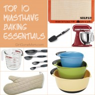 10 Must-Have Baking Essentials for Mom