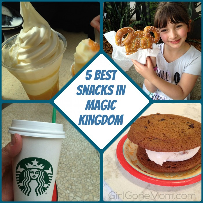 5 Best Snacks in Magic Kingdom