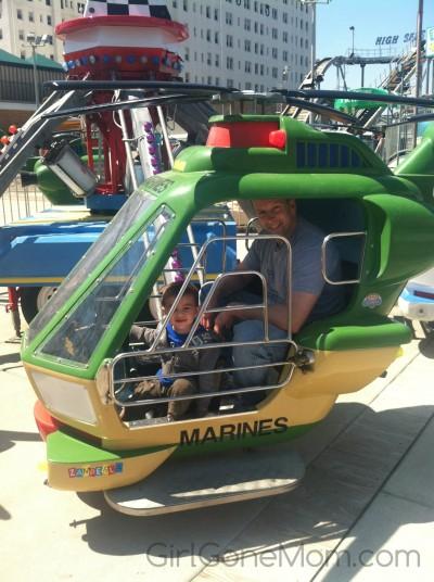 marinescopter