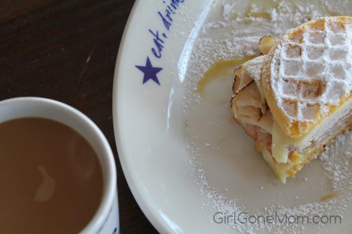 Aunt Jemima Waffle Monte Cristo Sandwich Recipe #Cbias #Shop