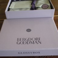 May Bergdorf Goodman GLOSSYBOX Unboxing