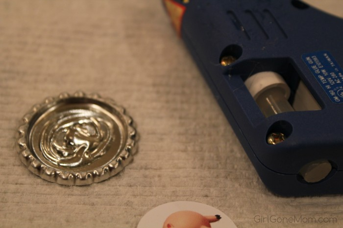 Bottle Cap Necklace Tutorial