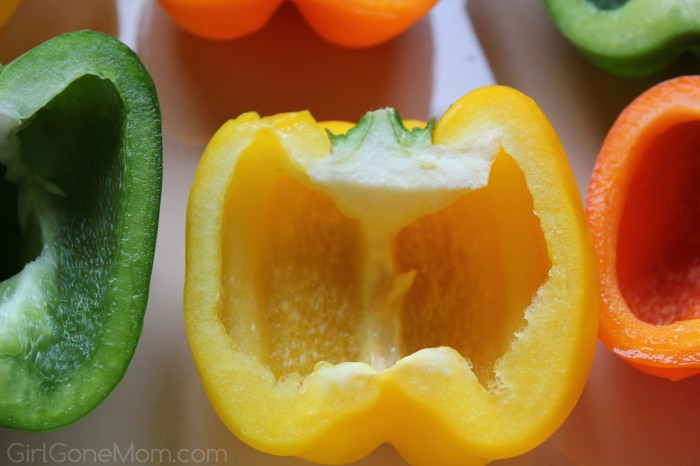 Tex Mex Stuffed Peppers in 30 Minutes