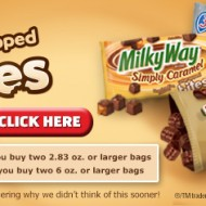 TWIX® bites coupon