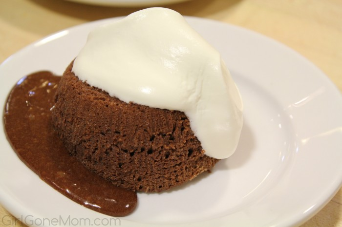 Molten Chocolate Cake Recipe - GirlGoneMom.com