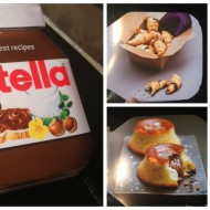 Nutella: The 30 Best Recipes Book Review and Giveaway