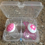 MAM Pacifiers Review and Giveaway