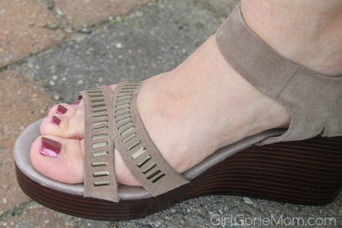 Super Comfortable Wedges from Brian James Footwear