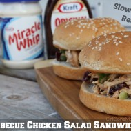 Summer Meals: Chilled Barbecue Chicken Salad Sandwiches