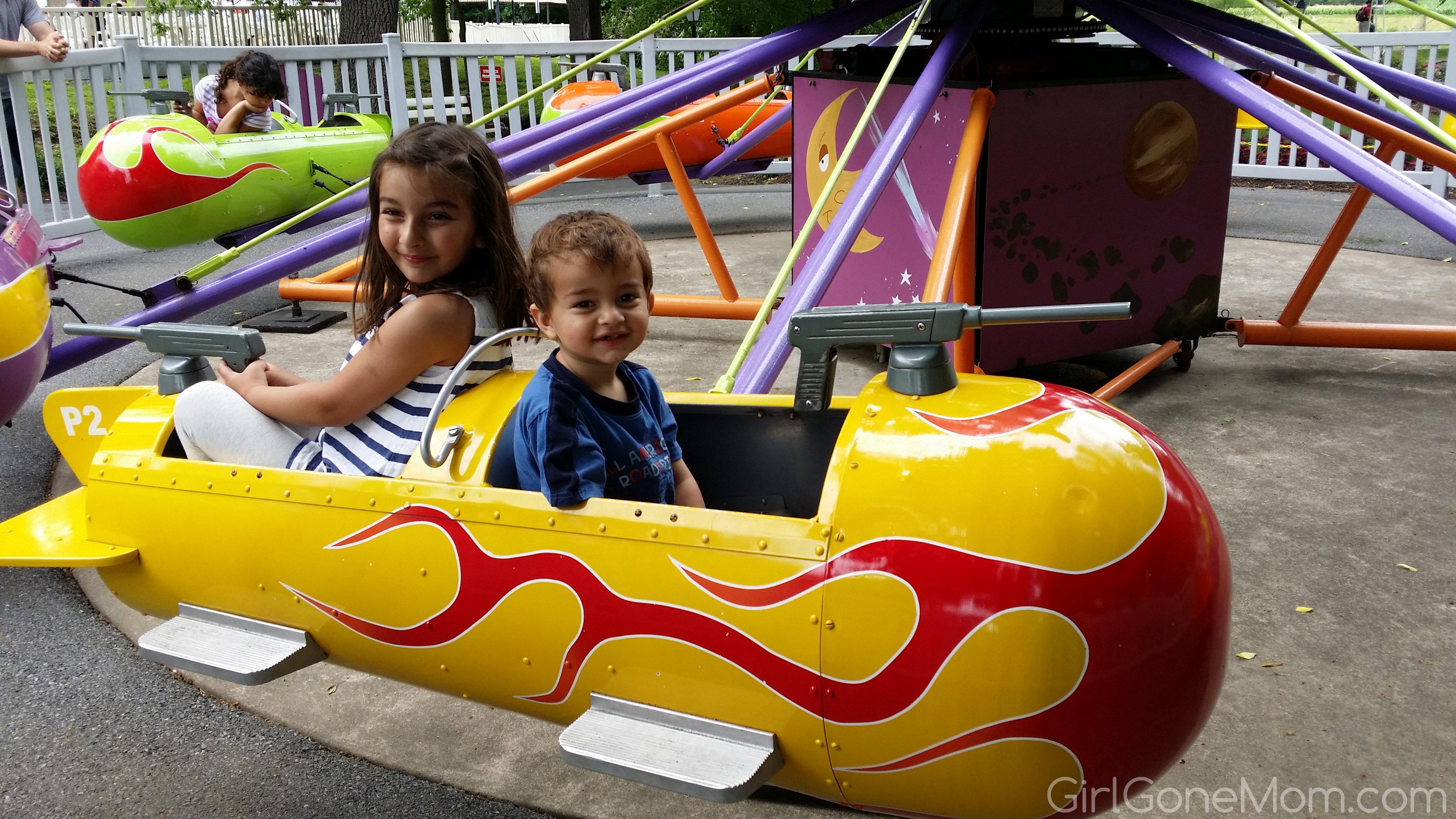 Dutch Wonderland is Lancaster's Kingdom for Kids {Giveaway ...