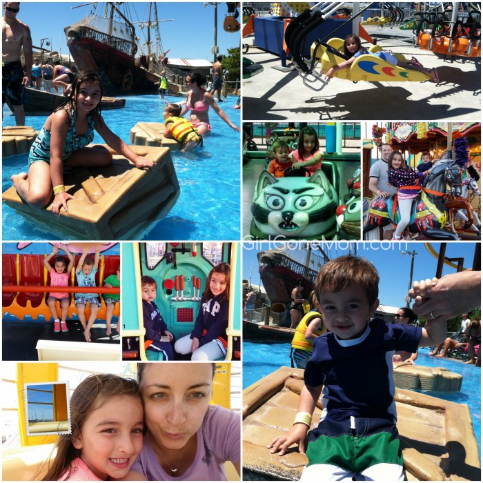 Morey's Piers, Wildwood at the #JerseyShore. Family #Travel Review | GirlGoneMom.com