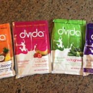 d'Vida Pre-Made Smoothies Review and Giveaway