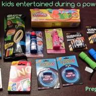 Power Loss Prep for Kids