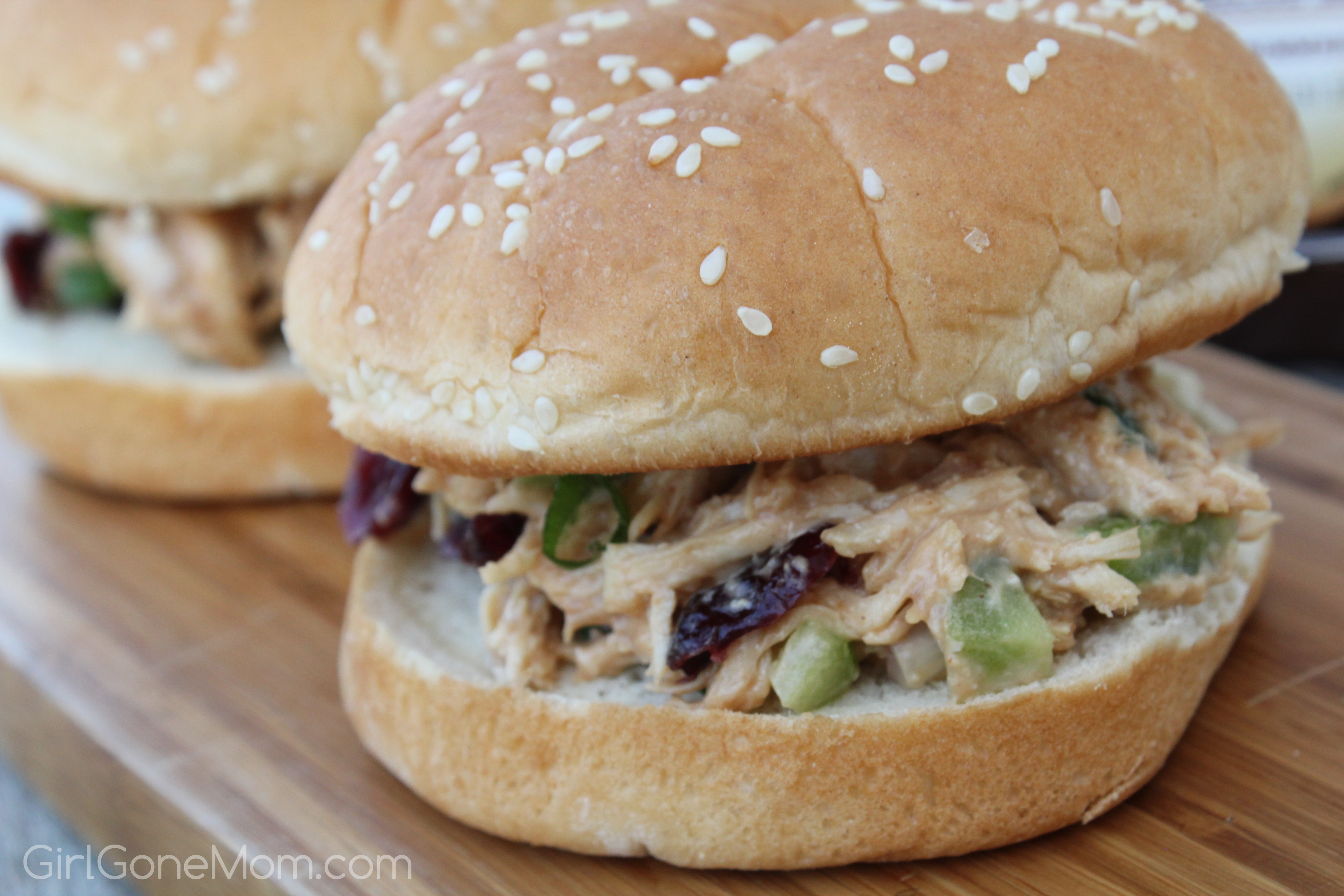 ... Meals: Chilled Barbecue Chicken Salad Sandwiches - Girl Gone Mom