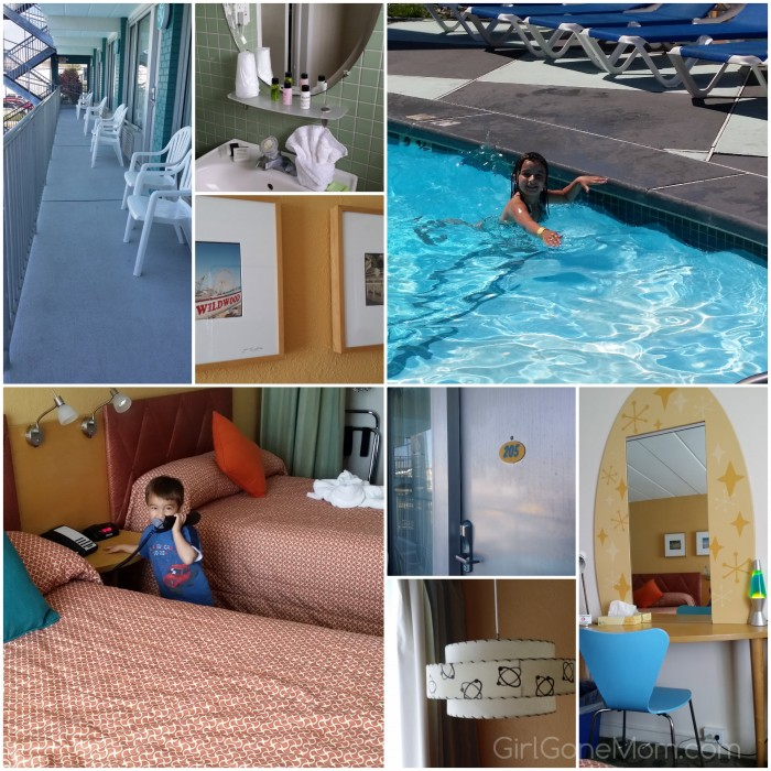 Starlux Hotel, Wildwood at the #JerseyShore. Family #Travel Review | GirlGoneMom.com