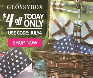 Glossyboxcoupon