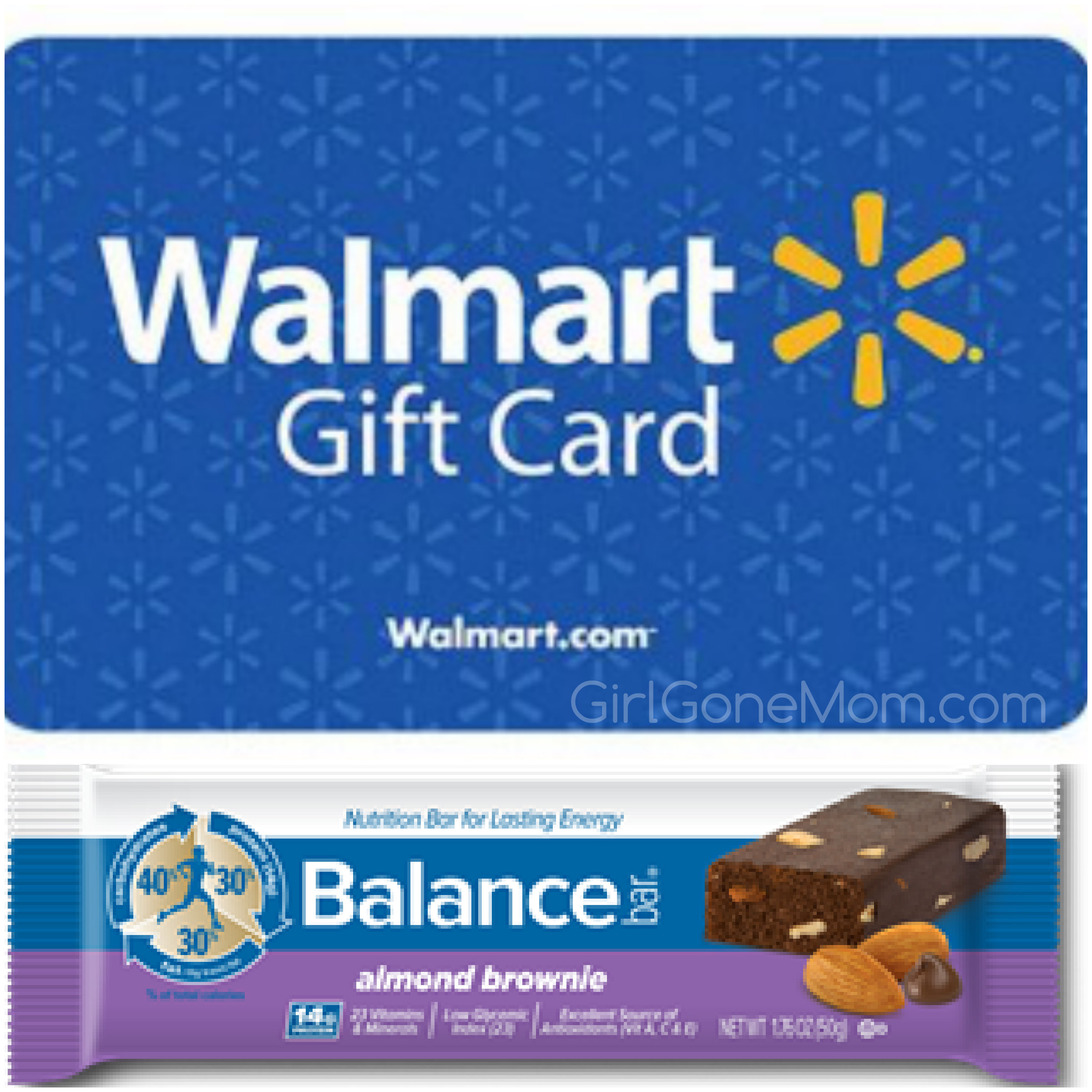 Summer Essentials, Balance Bars & Walmart Gift Card Giveaway ...