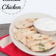 Kefir Tzatziki Chicken