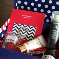 June 2014 GLOSSYBOX – The Stars and Stripes Edition Unboxing