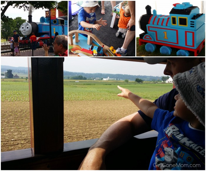 Day Out with Thomas in Strasburg Recap | GirlGoneMom.com