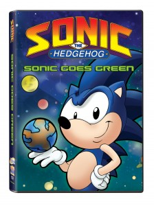 100097 Sonic Goes Green